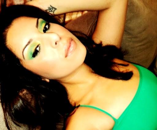 Green Eyeshadow 8 Makeup Tips For Latina Women