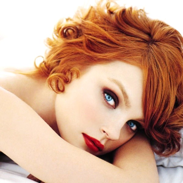 Makeup tips for redheads with brown eyes