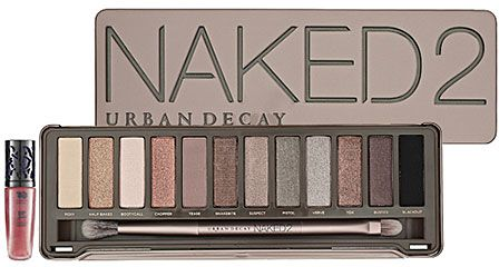 urban decay eyeshadow naked2 palette 8 incredible