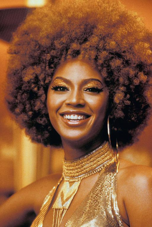 Beyonce Knowles as Foxxy Cleopatra in Austin Powers