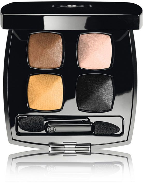 Chanel Les 4 Ombres Eye Makeup