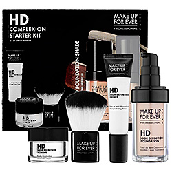Make up Forever Professional: HD Complexion Starter Kit - 7 Best…