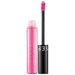 Sephora Collection Cream Lip Stain: Shimmering Rich Hot Pink