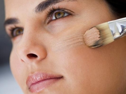 errores con la base de maquillaje 5