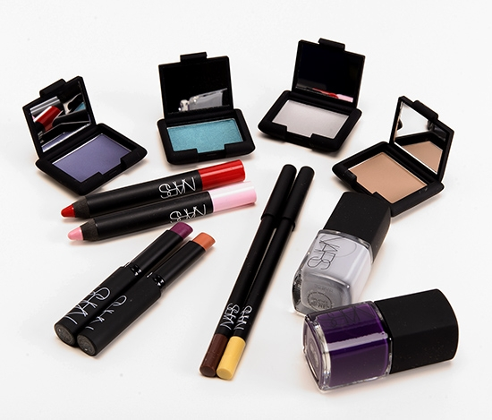 NARS Cosmetics Fall 2013 Collection