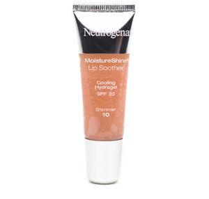 Neutrogena MoistureShine Lip Soother with SPF 20 in Shimmer