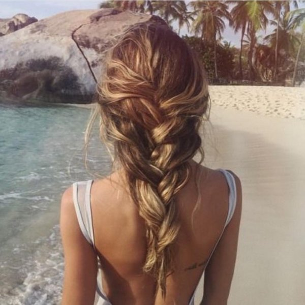 This Beautiful Boho Braid