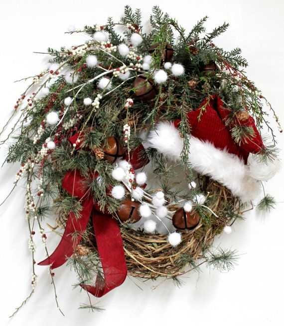 52 christmas wreaths to welcome your guests diy