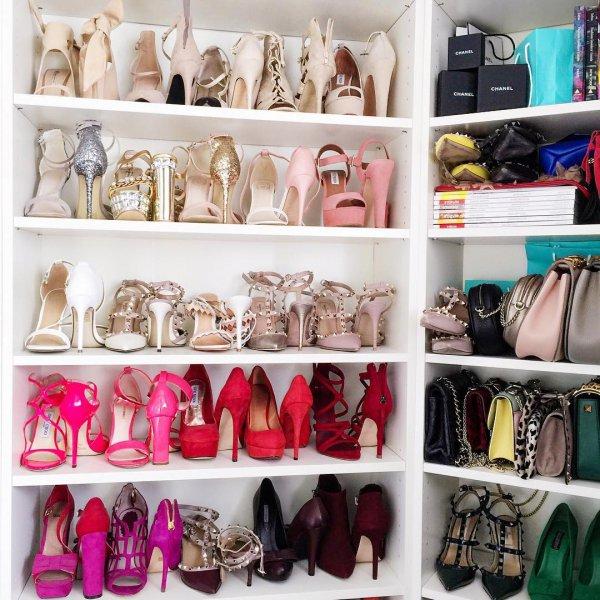 fashion accessory, room, footwear, closet, jewellery,