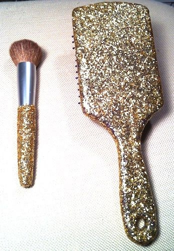 HOW to Add Glitter to Anything without It Falling off