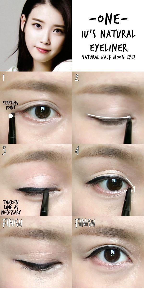 15 K Pop Inspired Korean Style Eyeliner 27 Epic Tutorials For