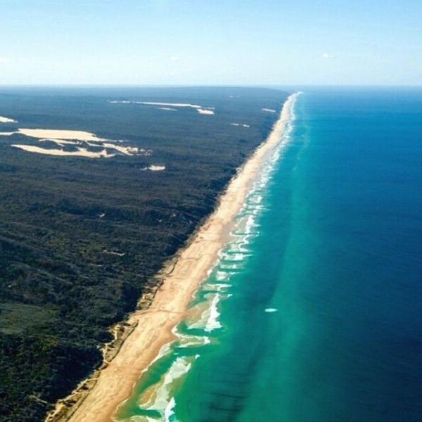 Fraser Island: 20. Seventy-five Mile Beach, Fraser Island