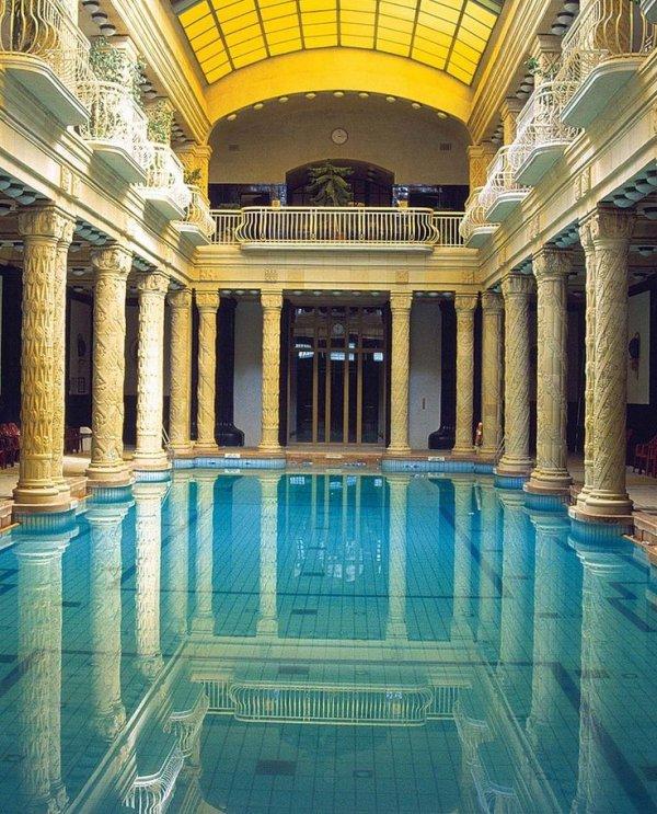 Hotel Gellert in Budapest