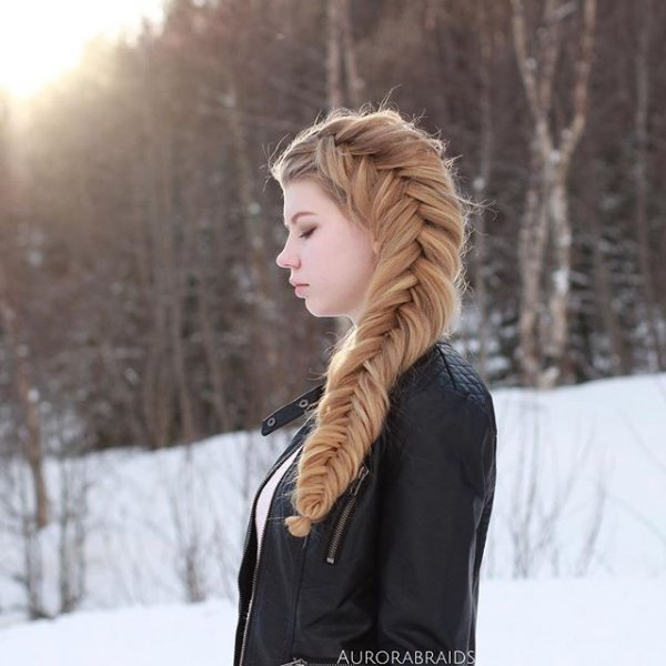 clothing, hair, winter, hairstyle, blond,