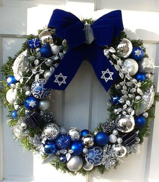 30 Crafts ️🖍 and DIY Decorations 🎀 for Hanukkah ... → DIY