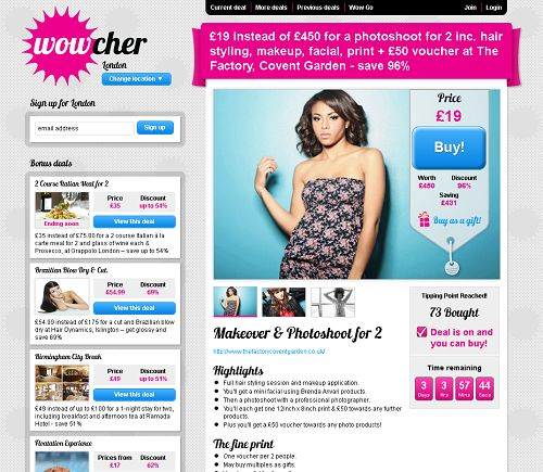 Wowcher: 8 Awesome UK Coupon Sites ... Money