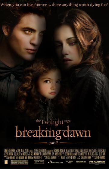 The Twilight Saga: Breaking Dawn, Part 2