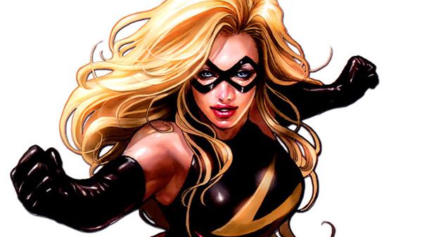 Blonde Super Heros 74