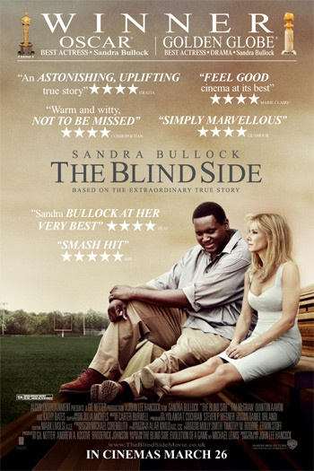 interpersonal relationships in the blind side a movie by john lee hancock