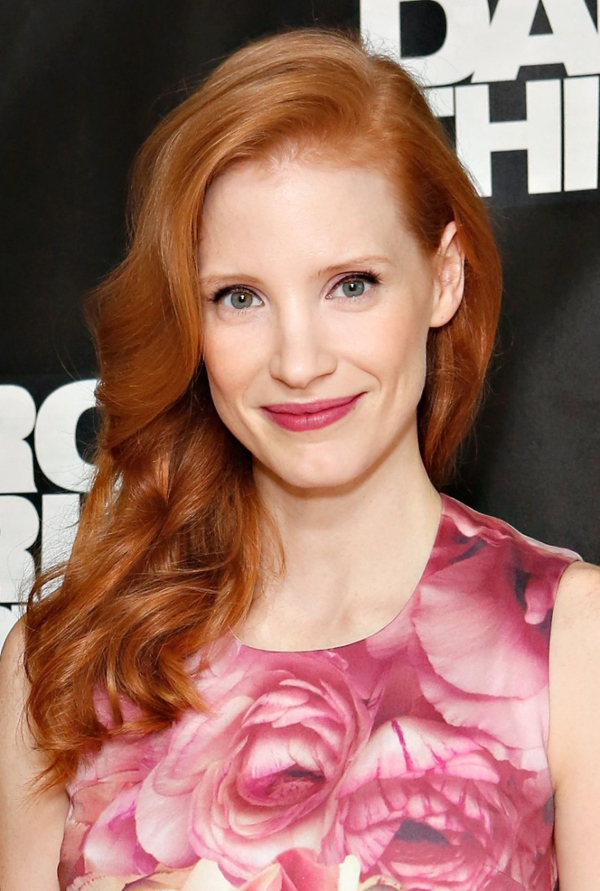 Jessica Chastain... - 7 up and Coming Actresses to Look out for… Jessica Chastain