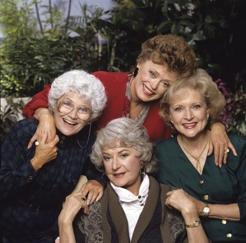 The golden girls 8 awesome tv shows from the 80 39 s for How old was betty white in golden girls