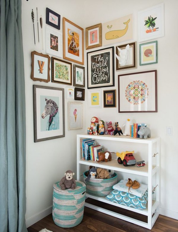 33 gallery walls you need in your home diy for I need art for my walls
