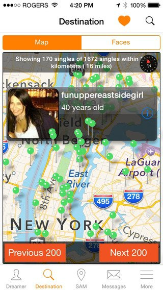 dating apps on itunes Every phone comes with a stock map app online dating apps have grown in popularity advertising opportunities appolicious offers great opportunities for app.