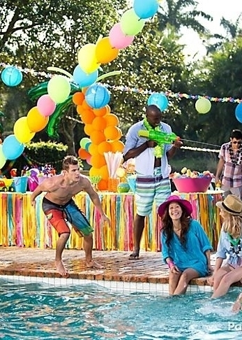 Night Pool Party Ideas For Teenagers Images Free Download