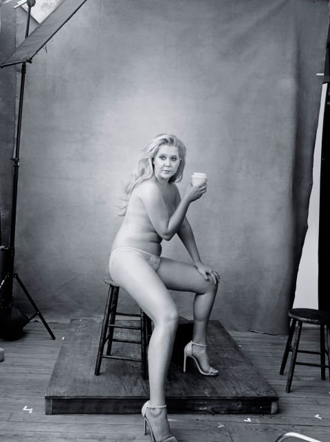 Amy Schumer in December