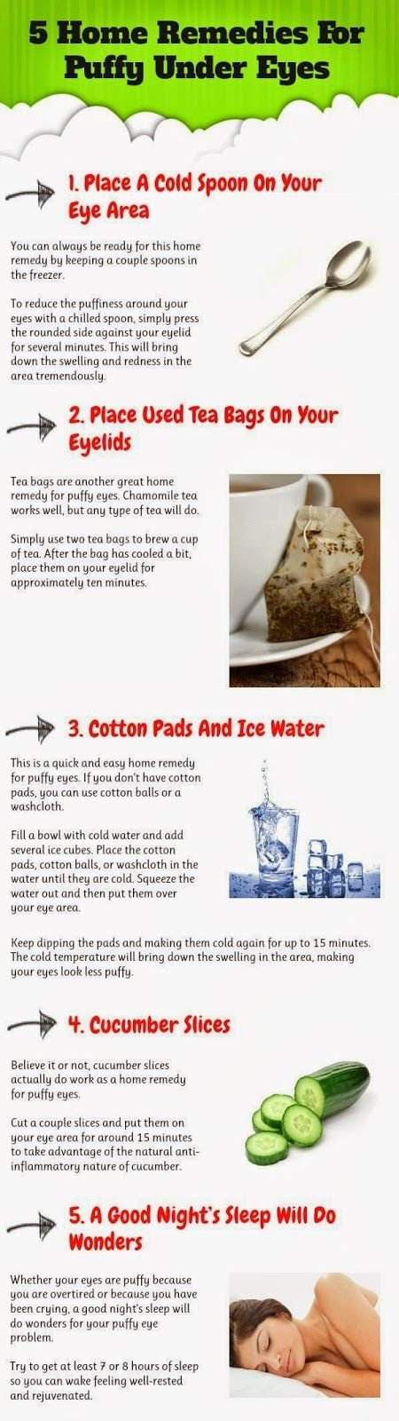 Natural Herbs For Puffy Eyes