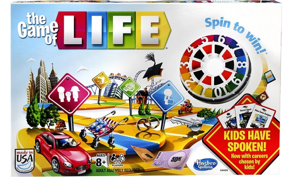 The Game of Life, games, toy, the, USA,