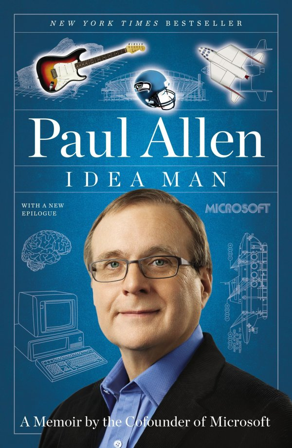 Idea Man: a Memoir by the Cofounder of Microsoft – Paul Allen