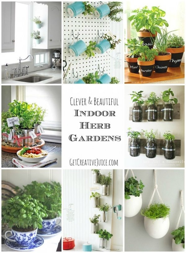 Good Indoor Herb Garden Ideas
