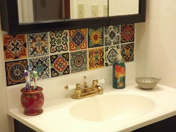 28 stunning new mexican decor ideas you can totally copy for Mexican home decorations