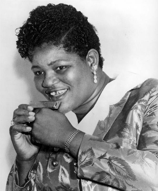 Big Mama Thornton Big Mama Thornton And The Chicago Blues Band