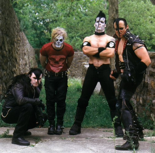 The Misfits - 7 Best Bands for Halloween That You'll Love to Get…