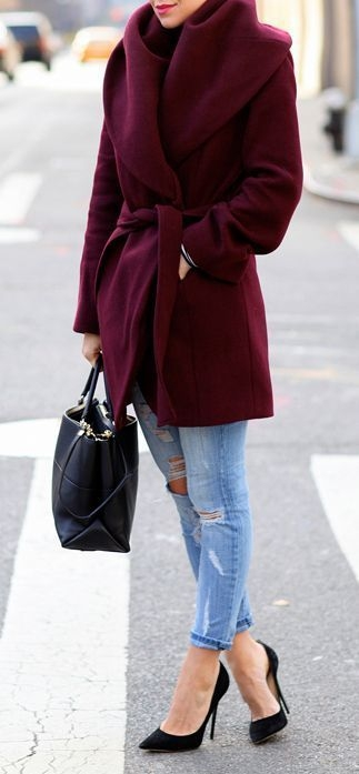 Complete Your Look with a Gorgeous Coat