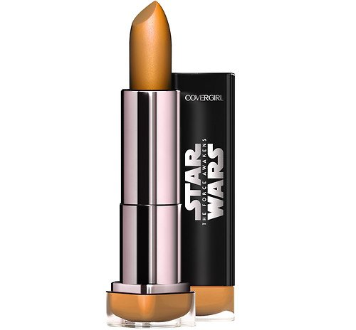 CoverGirl Star Wars Colorlicious Lipstick in Gold