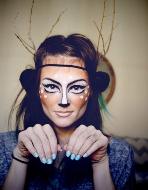Face Painting Ideas That Will Take Your Costume to a Whole New Level…