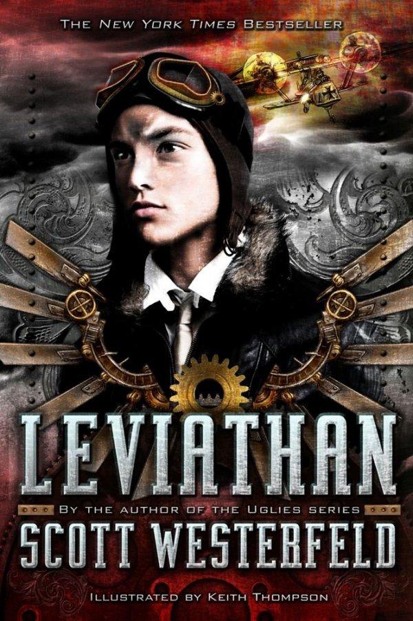 Leviathan - Scott WestERfield