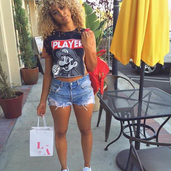 Mario, clothing, fashion, spring, shorts,