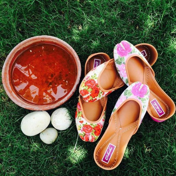 Traditional Jutti Shoes