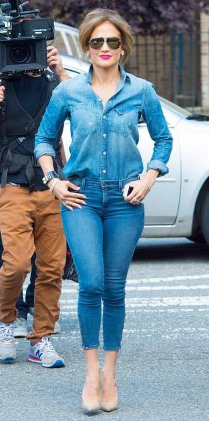 Double Denim, Sep 21, 2014