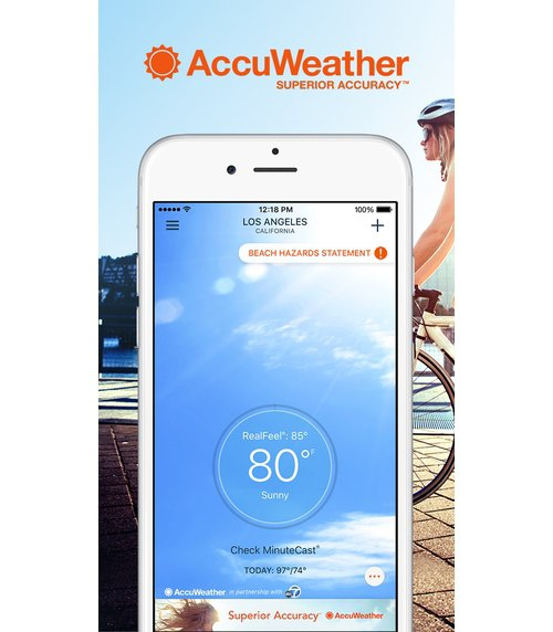 AccuWeather, text, mobile phone, gadget, mobile device,