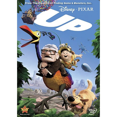 Up (2009), Up (2009), Up (2009), Ratatouille, Up (2009),