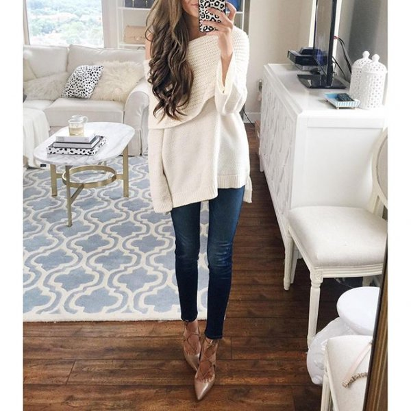 white, clothing, sleeve, outerwear, tights,