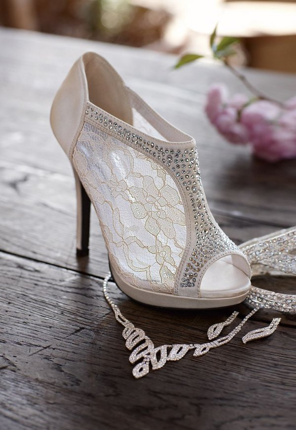 Lace and Sparkle