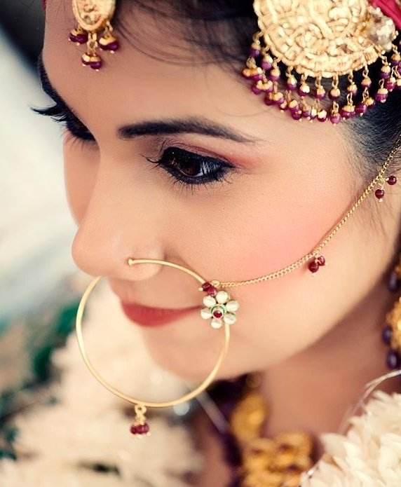Wedding Nose Ring: 7 Must-Have Jewelry And Accessories For An Indian Wedding