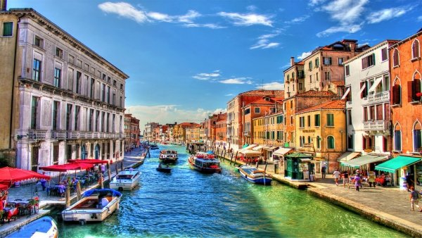 Venice The Floating City 7 Hot Cities In The Boot Of Italy