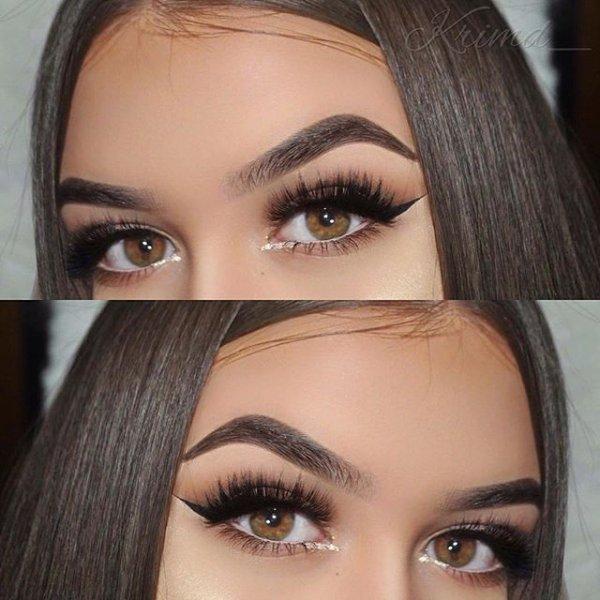 eyebrow, eyelash, eye, brown, cosmetics,